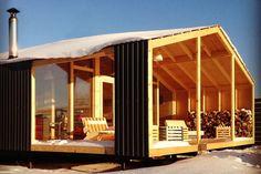 DublDom / BIO Architects – nowoczesna STODOŁA | wnętrza & DESIGN | projekty DOMÓW | dom STODOŁA