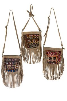 "Nomad Traveller Fringe Bag - Small | Arrow Divine (these are $170 & are about 10"")"
