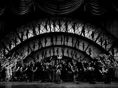 Busby Berkeley's Dancers, 1930s