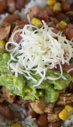 DIY Chipotle Burrito Bowl. gonna try and make these for the week.