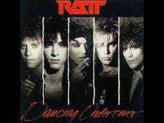 RATT Dancing Undercover (Full Album)