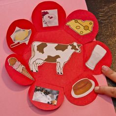 Daisy Dragon.  The Milk Makers.  Cow/Milk/Dairy products.  Other farm activity ideas.