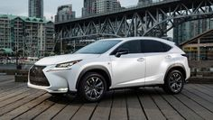 Three recently launched Lexus models – the NX, RC and RC F – have been nominated for gongs in hotly contested categories of the World Car of the Year...