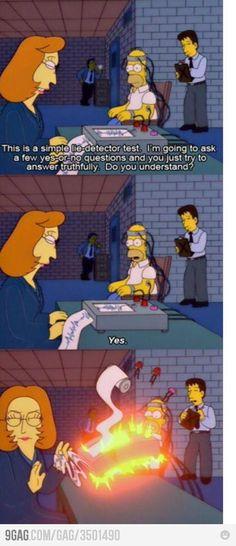 Simpson. Homer Simpson.