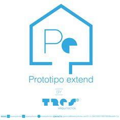 www.prototipoextend.com Diseño - Construcción - Instalación Bar Chart, Letters, Medellin Colombia, Architects, Fonts, Letter