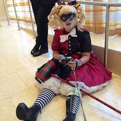 Pin for Later: 17 Incredible Ways to Dress as Harley Quinn For Halloween