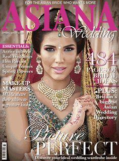 asiana wedding magazine subscription