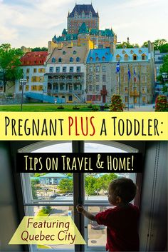 What's it like to be pregnant AND have a toddler, both during travel and at home? Here are tons of useful tips to help make it easier!