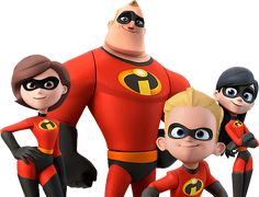 The Incredibles Play Set - Disney Infinity Wiki