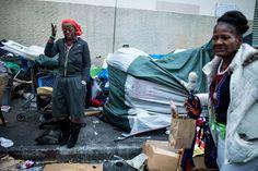 Where do the homeless sleep? LA County now knows – Daily News