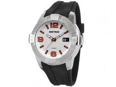Relógio Masculino Mormaii MO2315AQ/8K Analógico - Resistente à Água