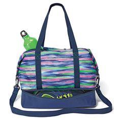 Bolso para el gimnasio y botella de agua de 22 onzas. • Este amplio bolso…