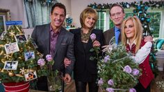 Thursday, December 11th, 2014 | Home & Family | Hallmark Channel Themed Tree decorations