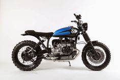 Racing Cafè: BMW R100 R by HB Custom