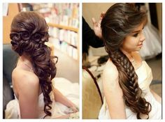 Lovely and Romantic Bridal Hairstyles 1 Lovely and Romantic Bridal Hairstyles 1