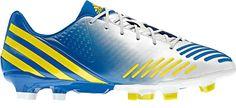 Adidas Predator LZ TRX FG Blauw Wit