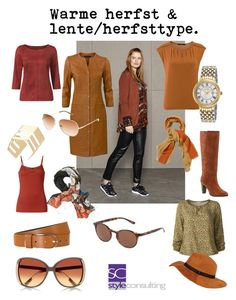 A fashion look from March 2016 featuring Lucien Piccard watches and River Island sunglasses. Browse and shop related looks. Warm Spring, Warm Autumn, Fall Wardrobe, Capsule Wardrobe, Warm Fall Outfits, Mode Outfits, Fashion Outfits, Color Type, Colourful Outfits