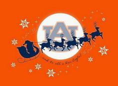 Any Auburn fan LOVES to get anything Auburn as a Christmas present, so you can't go wrong if you choose something orange and blue!!! War Eagle and Merry Christmas!!!