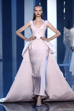 Ralph & Russo Fall/Winter 2014-2015 Haute Couture Collection   Wedding Inspirasi