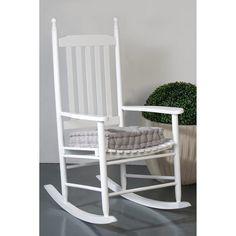 Sapin massif Finition : Orme chinois Dimensions du fauteuil : Longueur : 62 cm Largeur : 83 cm Hauteur : 114 cm Dimensions détaillées : Largeur d'assise : 57 cm...