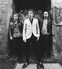 Dominic, Matt and Chris #MUSE #TheResistance