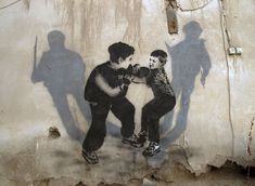 Street Art by ICY and SOT in Iran
