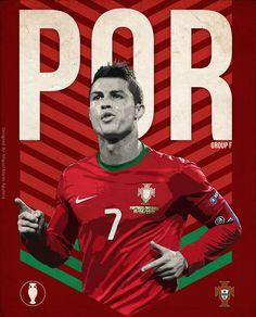 UEFA Euro 2016 Posters