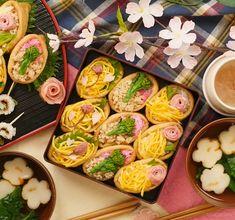 画像5 : 各地で桜が花開き、お花見の季節になりましたね。今回はそんなお花見に欠かせない「お花見弁当」のレシピをまとめてみました。定番人気メニューから簡単でおいしいおかずはもちろん、お弁当の詰め方のコツやおすすめのお弁当箱までご紹介します。
