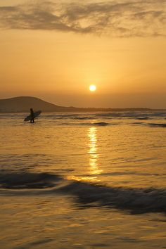...SURFING WITH SUNSET..