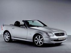 Mercedes SLK classic
