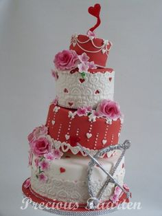 from CakeWrecks.com ~ Sunday Sweets: Be My Valentine ~ February 10, 2013