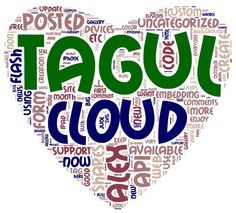 Tagul - Gorgeous tag clouds