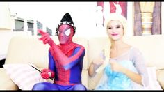 Spiderman Becomes Mermaid w Frozen Elsa & Anna prank vs Maleficent Funny Superhero movie Spider-Man is a fictional superhero appearing in American comic book. Spiderman 2016, Spiderman Kids, Frozen Elsa And Anna, Elsa Anna, Maleficent Funny, Superhero Movies, American Comics, Pranks, Marvel Comics