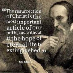 Calvin: the resurrection