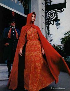 Fashion photography by Roland Bianchini, 1976.