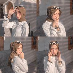 Creative Instagram Photo Ideas, Insta Photo Ideas, Arab Girls Hijab, Girl Hijab, Self Portrait Photography, Photography Poses, Aesthetic Photography People, Hijab Style Tutorial, Madison Beer Hair