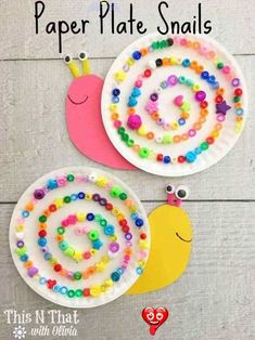 25 Easy Spring Crafts For Kids To Make 25 Best easy spring crafts for kids to make: simple spring crafts for toddlers & spring crafts for preschool kids. From quick & easy easter crafts for kids to spring crafts for kids art projects in the classroom, educational spring crafts for kids and spring crafts for fine motor skills. These homemade Easter crafts for kids ideas are creative & super fun. DIY spring crafts for kids outdoor, elementary spring crafts for kids. #springcrafts… Spring Toddler Crafts, Summer Crafts For Kids, Crafts For Kids To Make, Projects For Kids, Garden Projects, Diy Projects, Spring Crafts For Preschoolers, Garden Ideas, Crafts For 2 Year Olds