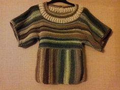 Ravelry: kazpazs Dolman Sleeve Sweater