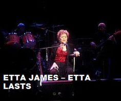 "Today (January 20, 2 years ago) Jamesetta Hawkins a.k.a. Etta James, ""the greatest of all modern blues singers,"" passed away. She is remembered. To watch her 'Portrait' 'Etta Lasts' in a large format, to hear 'Your 10 Most Favorite Etta James Tracks' on Spotify go to >>http://go.rvj.pm/e2"