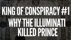 KING OF CONSPIRACY 1 - WHY THE ILLUMINATI KILLED PRINCE Sevan Bomar the real reason why Prince died, wake up people get your body cleansed secretenergy.com