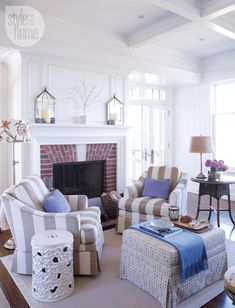 Inspired by a box-office hit, this homeowner puts a country spin on the beach house look to create the weekend getaway of her dreams.