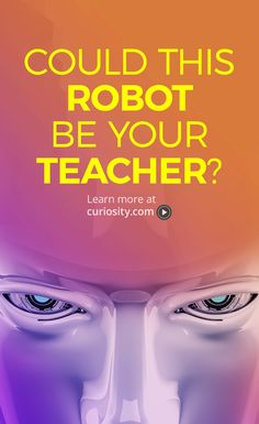 Discovery Channel Shows, Instructional Technology, Curiosity, Robots, Kids Learning, Trust, Campaign, Teacher, Science