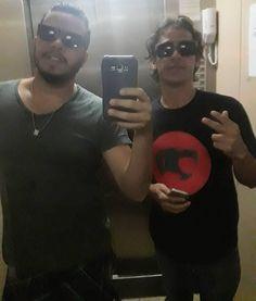 Bater perna. Let's go Feira Hippie.  #Friends  #Domingo #FeiraHippie