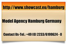 http://www.showcast.eu/hamburg Model Agency Hamburg Germany