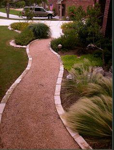 Maybe,path leading to backyard?.. :/