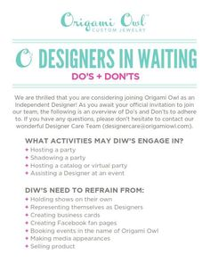 Hoot Mama Lockets: I Joined the Origami Owl® Wait List, What's Next?