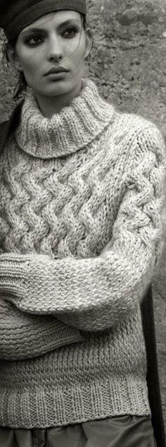 Knitted style  | LBV ♥✤ | KeepSmiling | BeStayBeautiful