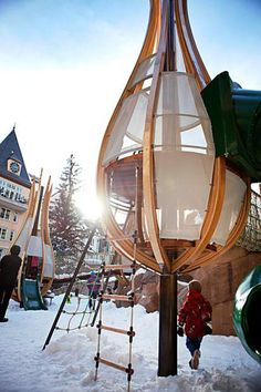 Vail park among World's Coolest | VailDaily.com