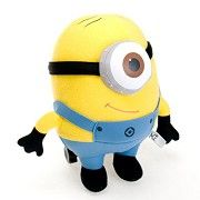 Despicable Me Minions DAVE JORGE Plush Toy Stewart Lovely Stuffed Animal Doll