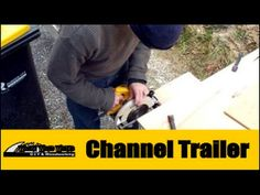 Wacky Wood Works Channel Trailer